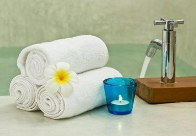 Massage Utenzilien