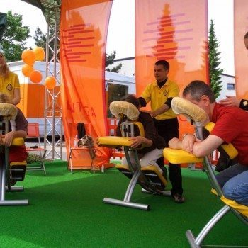 Event-Massage