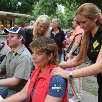 maschsee fest event massage