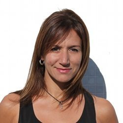 massage therapist barcelona christina