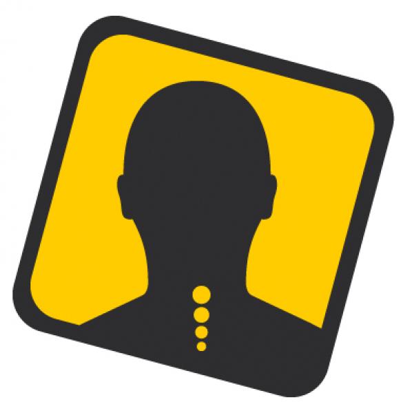 Logo neckattack Kopf