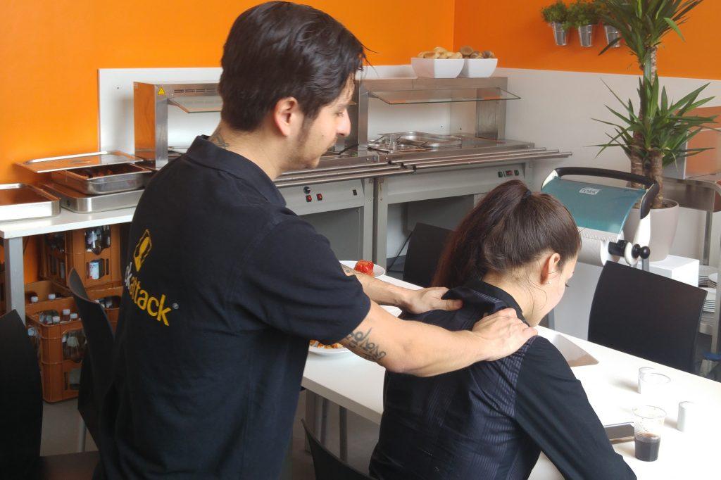 nhow Hotel Massage